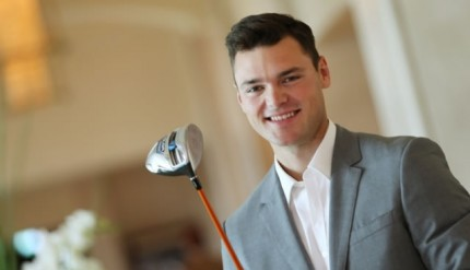 Etihad Airways Martin Kaymer