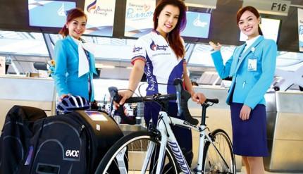 Bangkok-Ariways-Bike-on-board