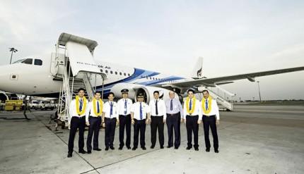Bangkok Airways Airbus 319