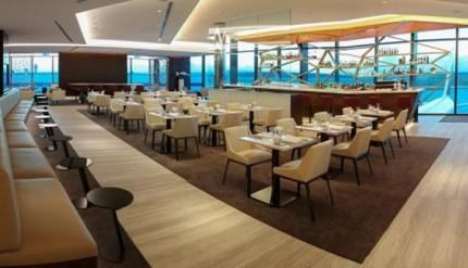 Etihad Airways new Premium Lounge at Melbourne Airport.jpg
