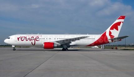Air Canada rouge 767-300 C-FJZK (13)(Grd) YYZ (TMK)(46)-625x417