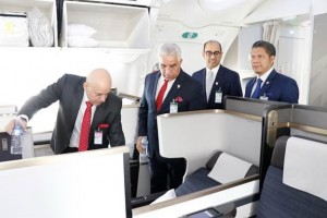 Gulf Air Celebrates the Inaugural Flight of its Dreamliner to Bangkok (002)