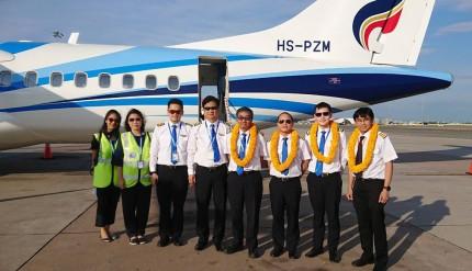 Bangkok_Airways_welcomes_its_latest_ATR72-600