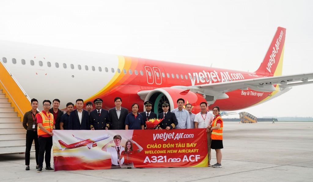 Vietjet - A321neo ACF (1)